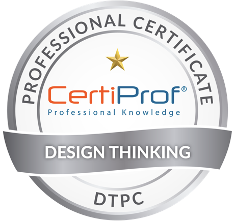 Curso Design Thinking Certification CertiProf (DTPC)