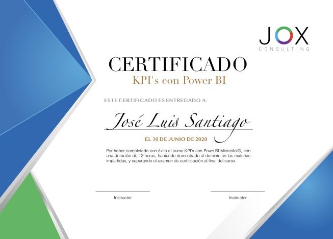 Certificado-Curso-Kpi's-con-Power-BI