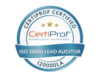 ISO20000 Proffessional Certificate