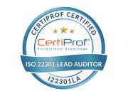 ISO22301 Proffessional Certificate