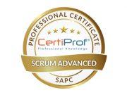 SAPC Proffessional Certificate
